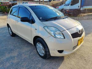 Toyota Vitz 2005 1.0 F Beige | Cars for sale in Dar es Salaam, Kinondoni