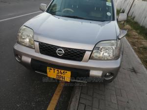 Nissan X-Trail 2003 Silver | Cars for sale in Dar es Salaam, Ilala