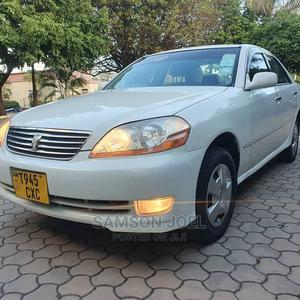 Toyota Mark II 2003 White   Cars for sale in Dar es Salaam, Kinondoni
