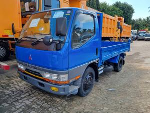 Mitsubishi Canter 2005 Blue | Trucks & Trailers for sale in Dar es Salaam, Kinondoni