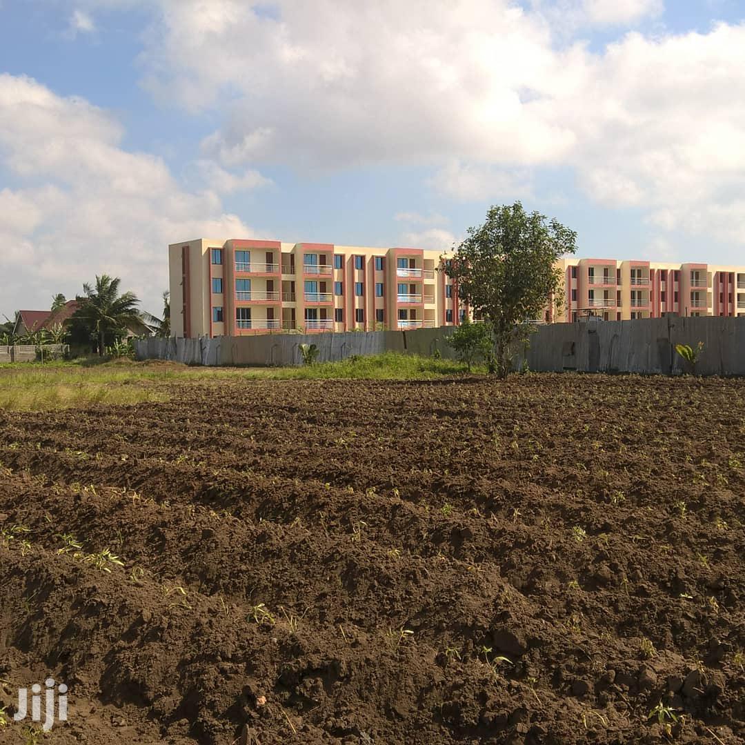 Plot at Gezaulole Kigamboni