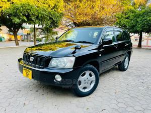 Toyota Kluger 2002 Black | Cars for sale in Dar es Salaam, Kinondoni