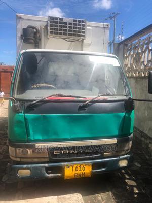 Mitsubishi Canter 1999 Green | Cars for sale in Dar es Salaam, Temeke