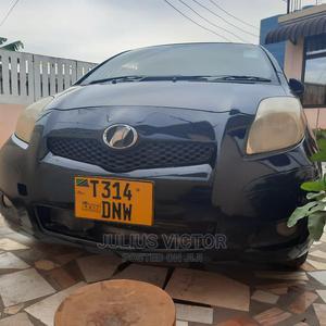 Toyota Vitz 2009 Black   Cars for sale in Dar es Salaam, Kinondoni