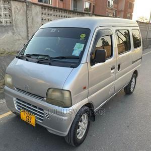 Suzuki Van 2002 Silver | Buses & Microbuses for sale in Dar es Salaam, Kinondoni