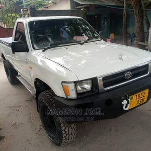 Toyota Hilux 2000 White | Cars for sale in Dar es Salaam, Kinondoni
