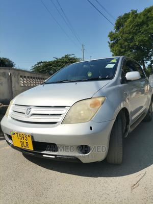 Toyota IST 2004 Silver | Cars for sale in Dar es Salaam, Ilala