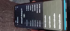 Samsung Galaxy A11 32 GB Black | Mobile Phones for sale in Dar es Salaam, Kinondoni