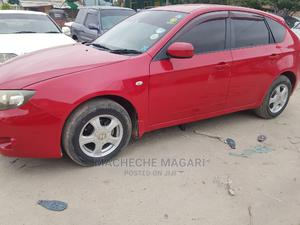 Subaru Impreza 2007 Red | Cars for sale in Dar es Salaam, Kinondoni