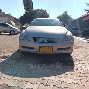 Toyota Mark X 2005 2.5 RWD Silver | Cars for sale in Mwanza Region, Ilemela