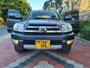 Toyota Hilux Surf 2003 Gray | Cars for sale in Dar es Salaam, Kinondoni