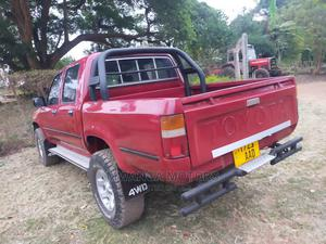 Toyota Hilux 2000 Red | Cars for sale in Kilimanjaro Region, Moshi Urban