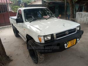 Toyota Hilux 1994 White | Cars for sale in Dar es Salaam, Temeke