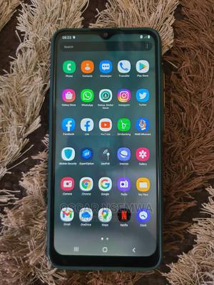 Samsung Galaxy A02S 32 GB Blue | Mobile Phones for sale in Dar es Salaam, Kinondoni
