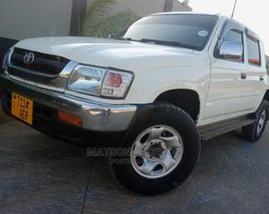 Toyota Hilux 2002 White | Cars for sale in Dar es Salaam, Kinondoni
