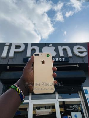 Apple iPhone 7 Plus 128 GB Gold | Mobile Phones for sale in Dar es Salaam, Kinondoni