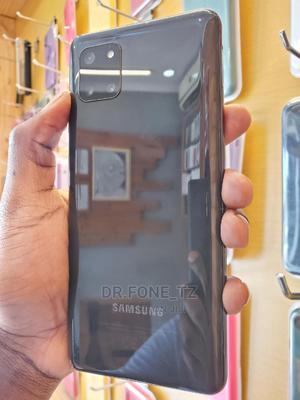Samsung Galaxy Note 10 Lite 128 GB Black | Mobile Phones for sale in Dar es Salaam, Kinondoni