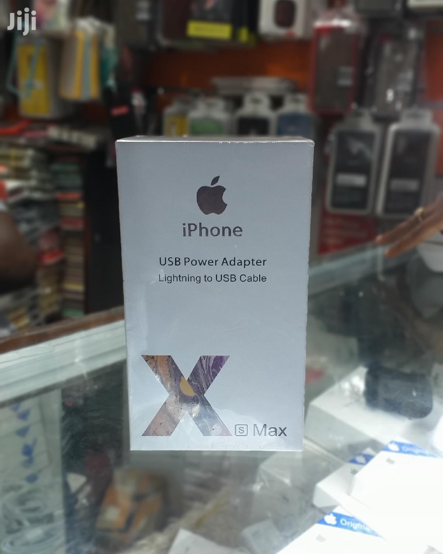 Archive: Origina iPhone Power Adapter