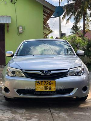Subaru Impreza 2010 WRX STI Silver | Cars for sale in Dar es Salaam, Kinondoni