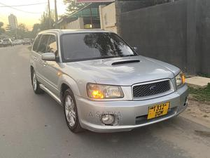 Subaru Forester 2001 Automatic Silver | Cars for sale in Dar es Salaam, Ilala