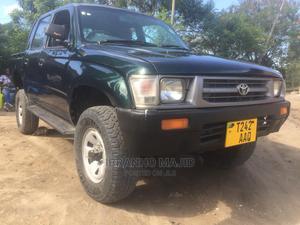 Toyota Hilux 1998 Green | Cars for sale in Dar es Salaam, Kinondoni