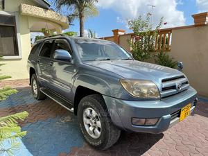 Toyota Hilux Surf 2006 Blue | Cars for sale in Dar es Salaam, Ilala