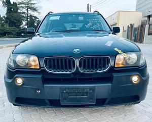 BMW X3 2006 Blue   Cars for sale in Dar es Salaam, Ilala