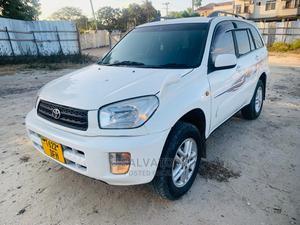 Toyota RAV4 2002 Automatic Pearl | Cars for sale in Dar es Salaam, Kinondoni
