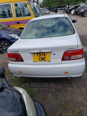 Toyota Carina 2001 White   Cars for sale in Dar es Salaam, Ilala