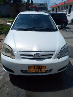 Toyota Allex 2003 White   Cars for sale in Dar es Salaam, Ilala