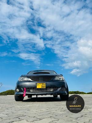Subaru Impreza 2007 Black | Cars for sale in Dar es Salaam, Kinondoni