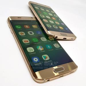 New Samsung Galaxy S6 edge 32 GB Gold | Mobile Phones for sale in Dar es Salaam, Ilala