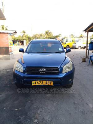 Toyota RAV4 2005 Blue | Cars for sale in Dar es Salaam, Ilala