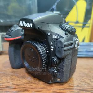 Nikon D810 Fx-Format Digital SLR Camera Body | Accessories & Supplies for Electronics for sale in Dar es Salaam, Kinondoni