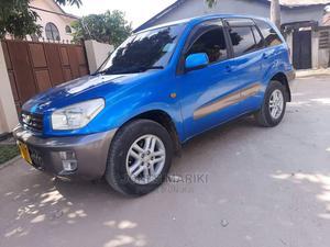 Toyota RAV4 2004 Automatic Blue | Cars for sale in Dar es Salaam, Kinondoni