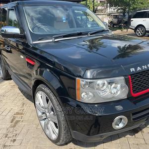 New Land Rover Range Rover Sport 2016 Black | Cars for sale in Dar es Salaam, Kinondoni