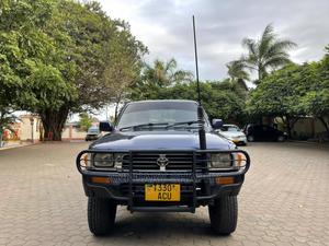 Toyota Hilux 1988 Blue | Cars for sale in Dar es Salaam, Kinondoni