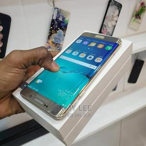 New Samsung Galaxy S6 Edge Plus 32 GB Gold   Mobile Phones for sale in Dar es Salaam, Ilala