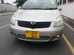 Toyota Corolla Spacio 2001 1.5 X G-Edition Silver | Cars for sale in Dar es Salaam, Kinondoni