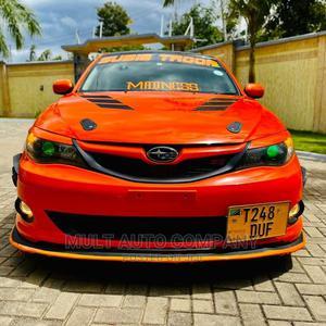 Subaru Impreza 2008 Orange | Cars for sale in Dar es Salaam, Ilala