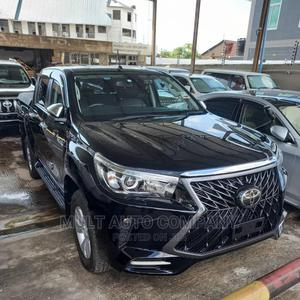 Toyota Hilux 2015 Black | Cars for sale in Dar es Salaam, Ilala