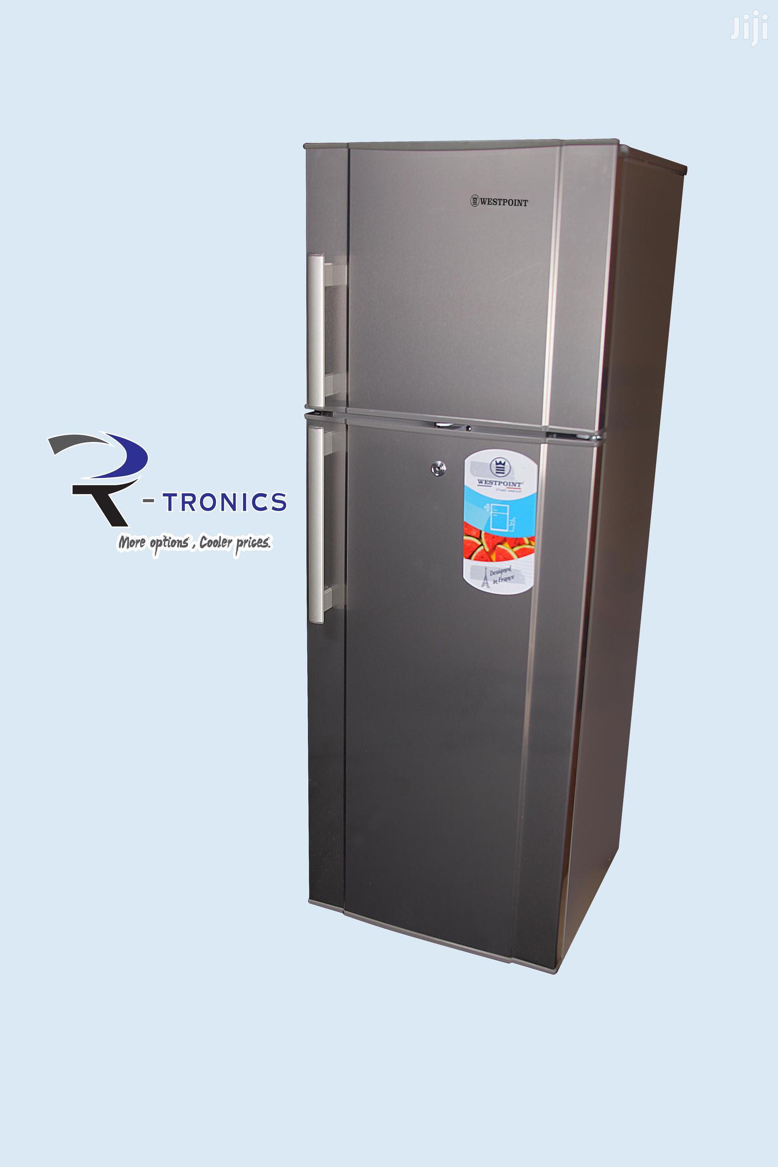 Westpoint Double Door Defrost, Refrigerator 200L Net / 240 Gross