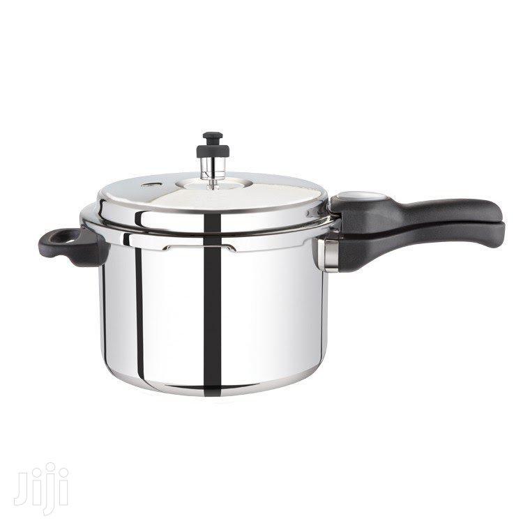 Premier Comfort Stainless Steel Pressure Cooker 7 Litre