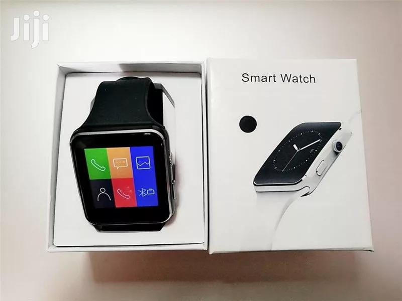X6 Smart Watch | Smart Watches & Trackers for sale in Ilala, Dar es Salaam, Tanzania