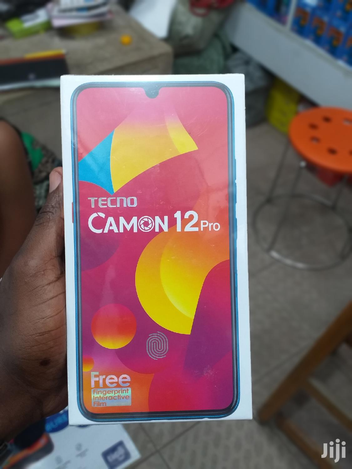 New Tecno Camon 12 Pro 64 GB | Mobile Phones for sale in Ilala, Dar es Salaam, Tanzania