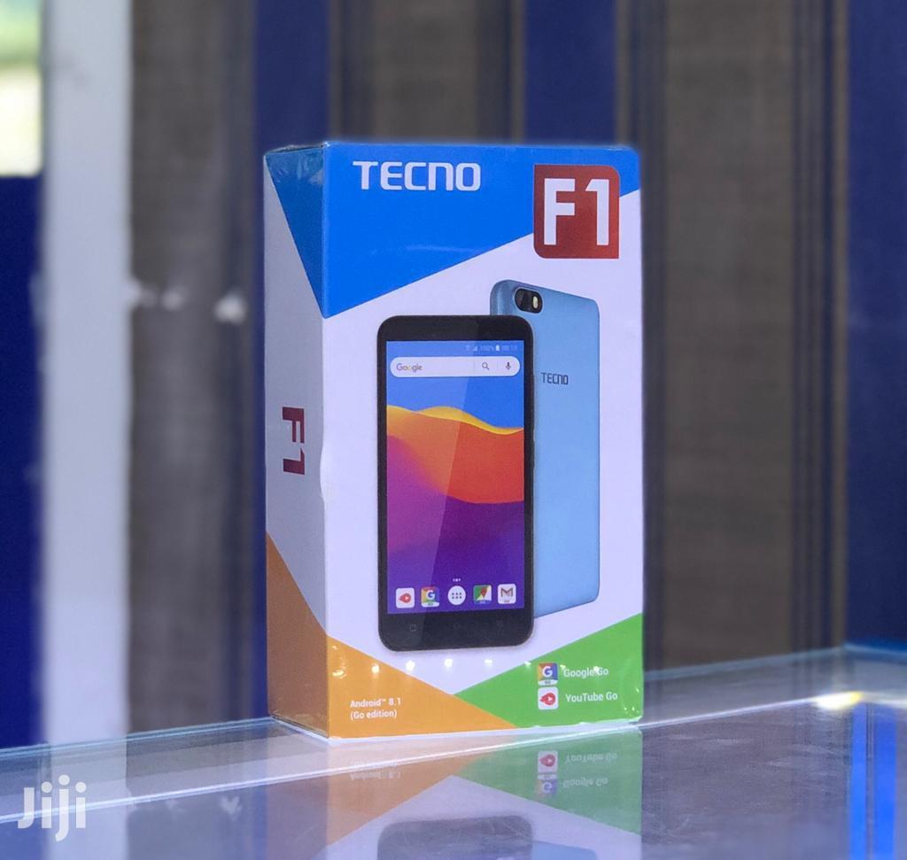 New Tecno F1 8 GB Black | Mobile Phones for sale in Ilala, Dar es Salaam, Tanzania