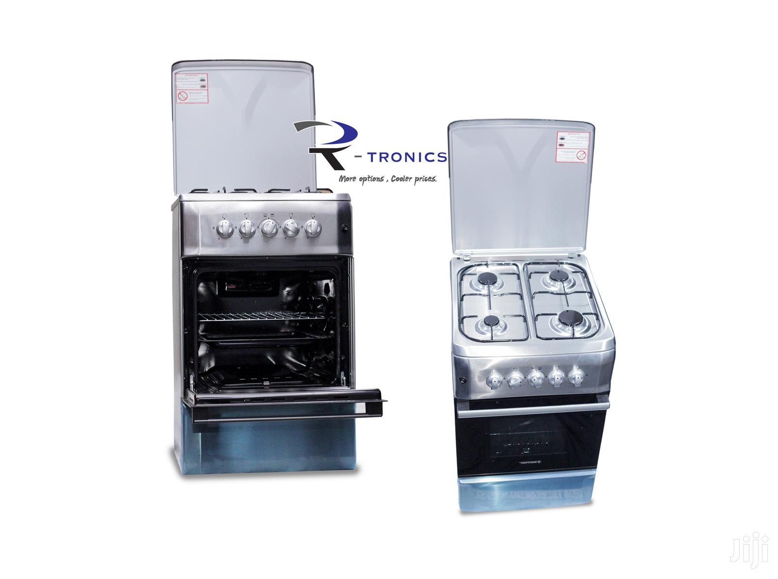 WESTPOINT 50x55cm 4 Gas Burner Oven Grill