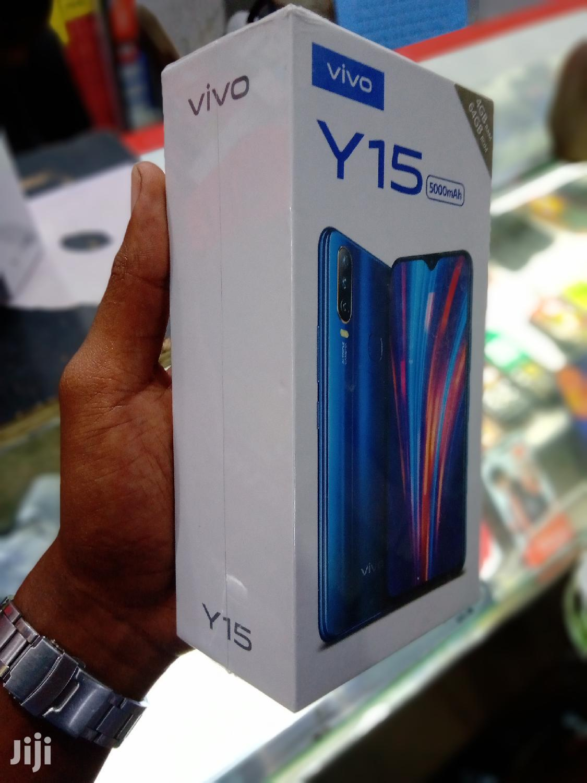 New Vivo Y15 64 GB Black | Mobile Phones for sale in Ilala, Dar es Salaam, Tanzania