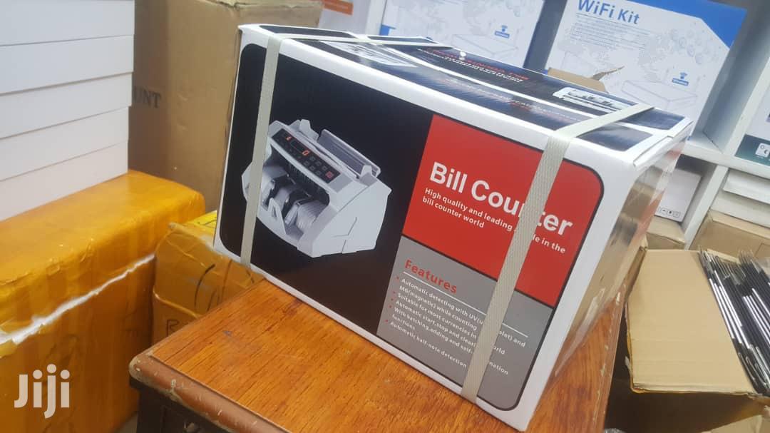 Bill Counter Machine