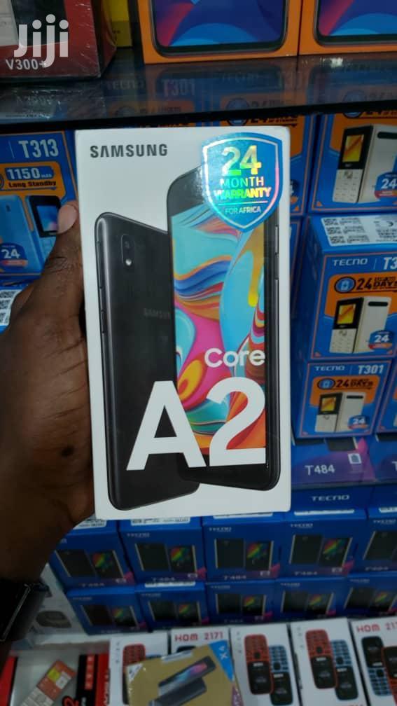 New Samsung Galaxy A2 Core 8 GB Black